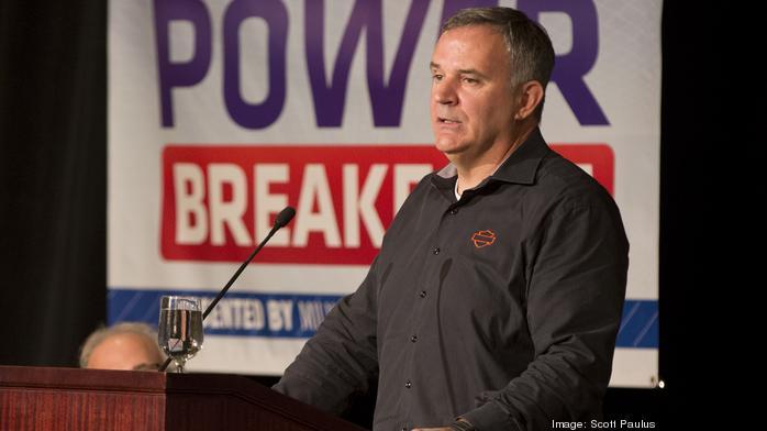 Harley-Davidson's Levatich talks growth strategy, Trump visit at Power Breakfast: Slideshow