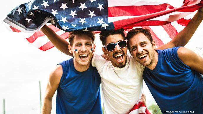 Greensboro among best cities to celebrate Fourth of July