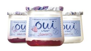 General Mills unveils Oui, French yogurt counterpunch to Greek rivals