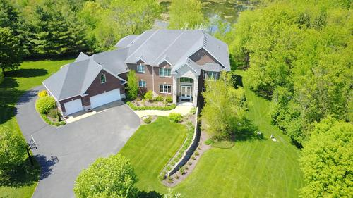 Stunning Custom Build on 4+ Private Acres!