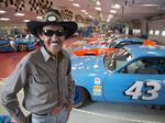 Richard Petty cars, memorabilia to be sold at auction