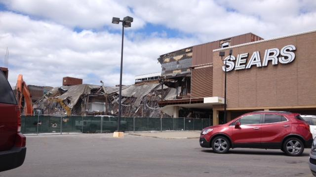 Seritage Reveals Its Plans For Former Sears Site In Overland Park
