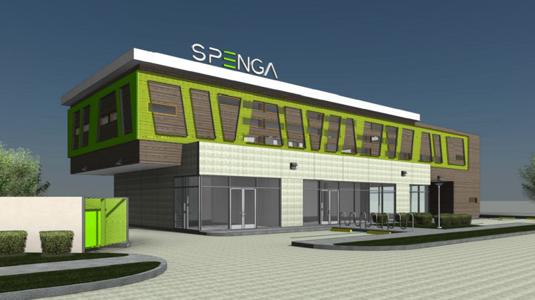 Spenga, a boutique fitness studio, has leased 4,011 square feet on the second floor of 307 Westheimer Road, a retail development expected to deliver later this year.