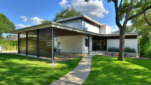 Tarrytown Mid-Century Gem Just Steps from Lake Austin