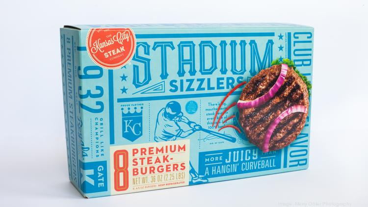 The premium steakburgers and sirloin steaks are sourced from premier stockyards in Kansas and are available for the first time in grocery stores.