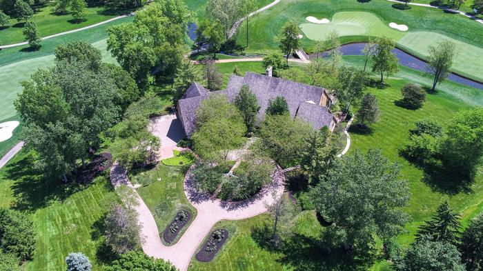 PHOTO TOUR: New most-expensive home for sale is a $6M estate overlooking Muirfield in Dublin