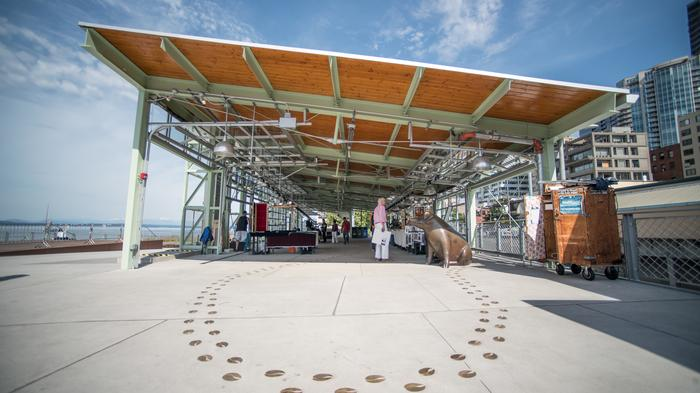 Sneak peek: Pike Place Market expansion officially opens Thursday (Photos)