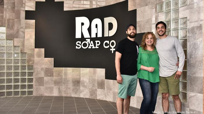 How RAD Soap Co. is expanding to get a piece of the growing health and beauty industry