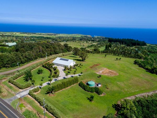 Stunning Ocean Views on 9+ Acres in Haiku with Endless Possibilities