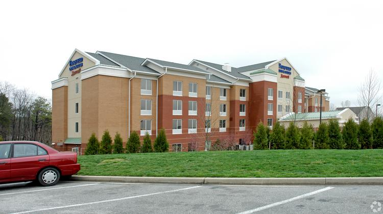 The Fairfield Inn At 8477 Cordon Way In White Marsh Has Traded Hands