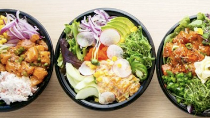New south Charlotte eatery to offer Poké bowls, sushi burritos
