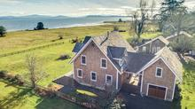 Rare Opportunity for Historic Oysterville Retreat