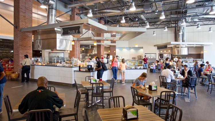 Portland State University Food Services