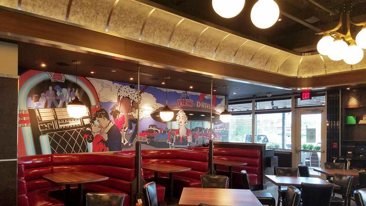 Cap City Fine Diner At Bridge Park In Dublin Photos Columbus