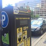Some downtown parking meters could rise to $5 an hour by 2023