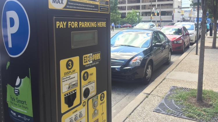 Some downtown parking meters could rise to $5 an hour by