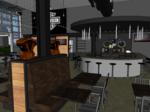 Harley-Davidson Museum's Motor restaurant undergoing renovations