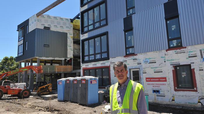 Prolific Oakland developer is bullish on new apartments in Jingletown