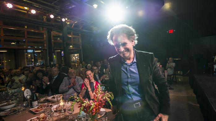 RadioMilwaukee honors Peter Buffett, other movers as it celebrates anniversary: Slideshow