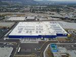 Ikea installs solar array at its new Burbank store