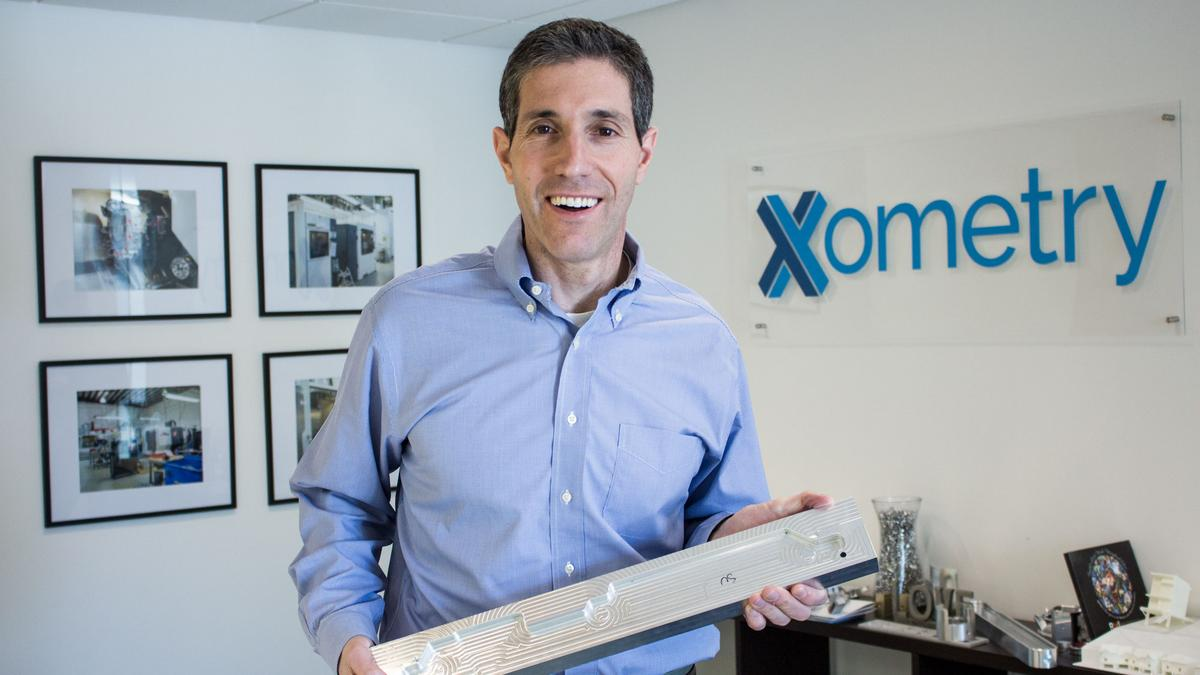 On-demand manufacturing firm Xometry acquires Munich's Shift - Washington  Business Journal