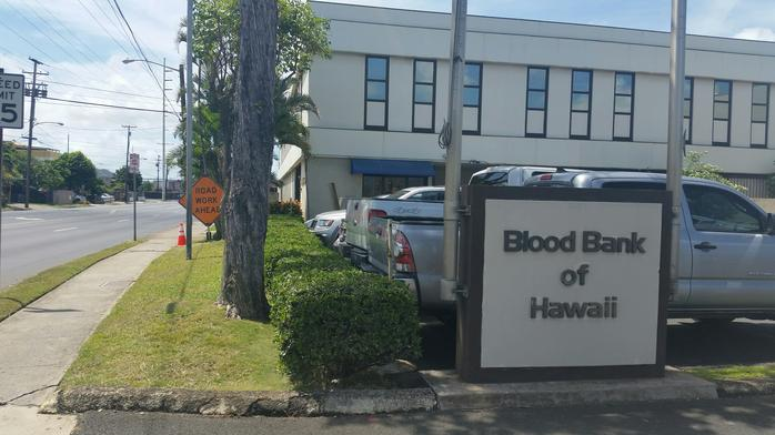 Blood Bank of Hawaii files counter claim against rail over land dispute