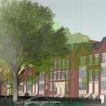 First phase of Topiary Park area brownstones given the go-ahead