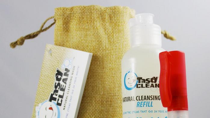 Denver-based packaging company could win big if Walmart likes a germ-killing spray