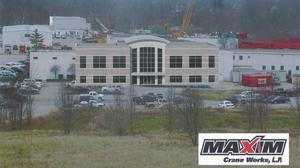 Maxim Crane moving HQ to NKY, adding 100 jobs