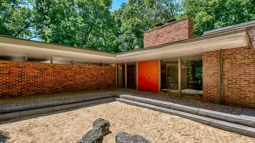 Stunning Bernoudy-Designed Home on Three Acres