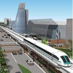 What happened, next options for Maglev OIA-to-convention center passenger train