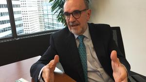 Mexico's undersecretary of North America is 'optimistic' about NAFTA renegotiations