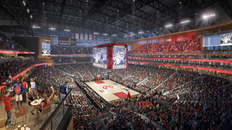 Atlanta to host 2018 McDonald's All American Games - Atlanta