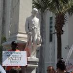 Big-name donors step up to move Tampa's Confederate monument