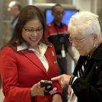 ​Testing for Delta's 'Nomad' device lands in Hartsfield-Jackson Airport