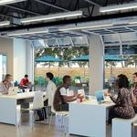 Santa Clara's Coronado Park office campus lands its first tenant