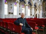 IN PERSON: Archbishop Kurtz works to bring message of unity to the issues facing his parishes
