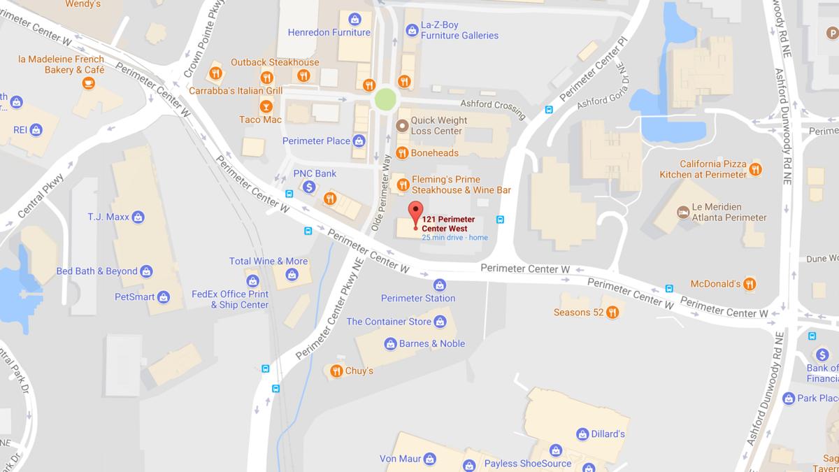 Seven Story Hotel Planned For Perimeter Center Atlanta Business Chronicle