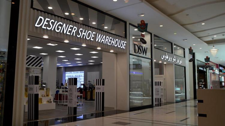 DSW opens first Middle East store in Oman - Columbus