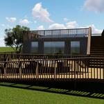 DU students compete in solar house-building competition
