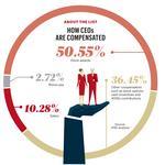 CEO compensation up again for South Florida executives