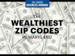 These are the 25 wealthiest ZIP codes in Maryland