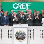 Greif can do 'virtually any deal we can find,' execs say at NYSE