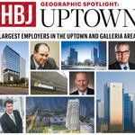 Meet the top 5 largest employers in the Uptown and Galleria area