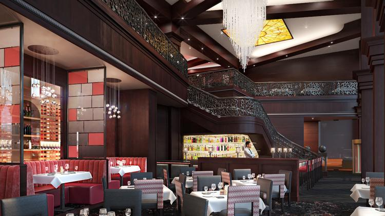 Del Frisco S Double Eagle Steak House In Houston Closes For
