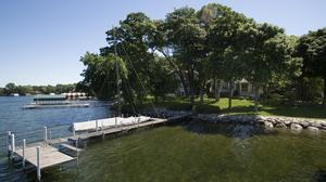 PRICE REDUCED! Prime Lake Minnetonka Home in Deephaven