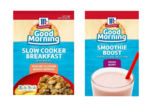 McCormick wants to become a part of your morning routine with new breakfast products