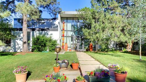 Rare Custom Contemporary Home on 2.38 Acres