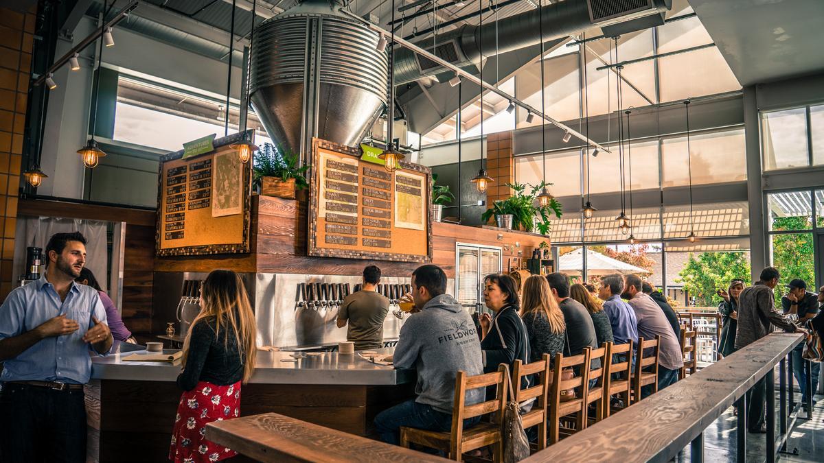 Berkeley Based Fieldwork Brewing Co Expands Into San