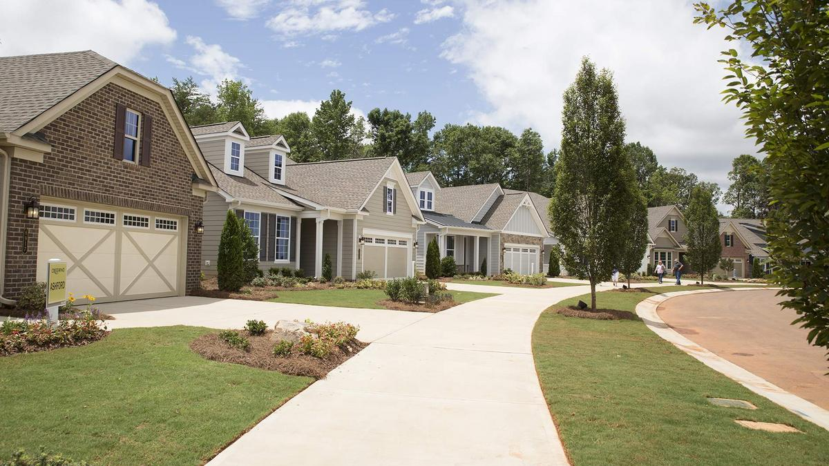 active adult communities charlotte